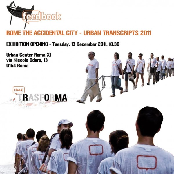 rome the accidental city - urban transcripts 2011