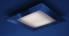 SuperQuadra, lampada da soffitto