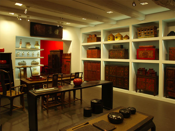 The Home of Hutong, Roma